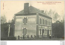 72 SAINT LEONARD DES BOIS. Hôtel Du Touring - Saint Leonard Des Bois