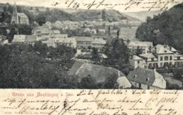 Allemagne - Sarre - Grüss Aus Beckingen A. Saar - D 0992 - Allemagne