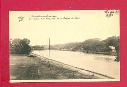 C.P. Hermalle-sous-Argenteau =  La  Meuse Vers VISE : Vue  De La Rampe Du Pont - Oupeye