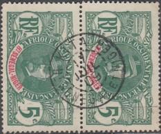 Haut-Sénégal Et Niger - Kita Sur N° 4 (YT) N° 4 (AM). Oblitération De 1909. - Haut-Sénégal Et Niger (1904-1921)