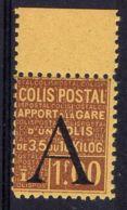 FRANCE (  COLIS POSTAUX ) : Y&T N°  81  TIMBRE  NEUF  SANS  TRACE  DE  CHARNIERE , A  VOIR . - Colis Postaux