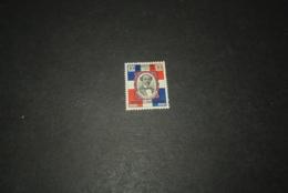 K23866 - Stamp  Mint Hinged  Rep. Dominicana 1914 - SC.190 - Juan Pablo Duarte -10c - Dominicaine (République)