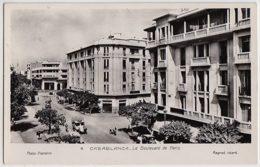 0 - B17452CPA - MAROC - CASABLANCA - Boulevard De Paris - Photo Flandrin - Très Bon état - AFRIQUE - Casablanca