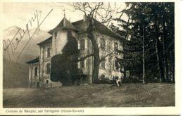 N°78236 -cpa Château De Maugny Par Perrignier - Autres Communes
