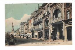 Rue  De  L,Etape  Et  Casino - Reims