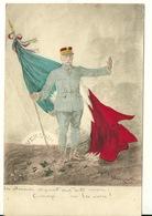 MILITARIA PATRIOTIQUE / VERDUN - AVRIL 1916 - Patriotic