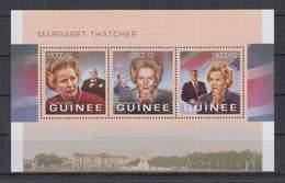 L944. Guinee - MNH - 2013 - Famous People - Margret Thatcher - Celebridades