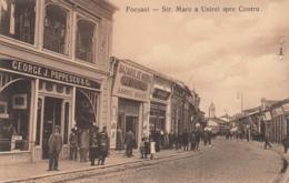 Old Postcard Focsani - Romania