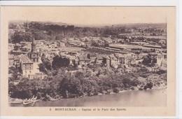 82 MONTAUBAN Sapiac Et Le Parc Des Sports - Montauban