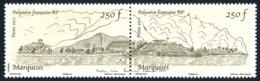 POLYNESIE 2011 - Yv. 973 Et 974 **   Faciale= 4,20 EUR - Les Marquises (2 Val.)  ..Réf.POL24914 - Französisch-Polynesien