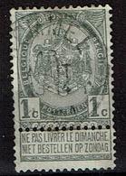 53  Obl Relais Kemmel  + 15 - 1893-1907 Coat Of Arms