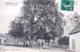 28 - Eure Et Loir - FAVEROLLES - Arbre De La Liberté - Andere Gemeenten