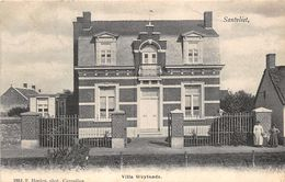 BB113 Zandvliet Santvliet Villa Weylands 1907 - Antwerpen