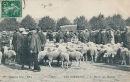 I180 - 50 - Les Normands - Le Marché Aux Moutons - Otros Municipios