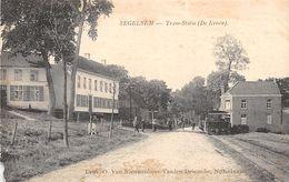 BB117 Zegelsem Segelsem Tram-Statie Tram 1907 - Brakel