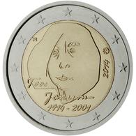 Finlandia 2014 2 € Euros Conmemorativos Cent De Tove Jansson - Monete