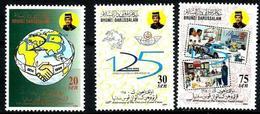 Brunei Nº 561/63 En Nuevo - Brunei (1984-...)