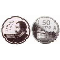 España Juan Carlos 50 Pesetas JC 1997 Madrid - Monedas