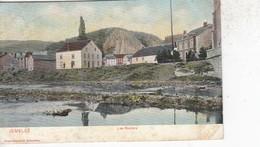 JEMELLE /  LES ROCHERS ET LES MAISONS LE LONG DE L EAU   1906 - Rochefort