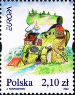 Poland 2004 Fi 3956 Mi 4106 MNH Europa – CEPT - 1944-.... República