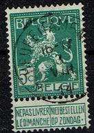110  Obl Relais  Heure (Famenne) + 15 - 1912 Pellens