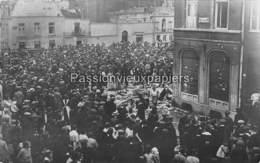 CARTE PHOTO VERVIERS 1916 RUE PONT DE SOMMELEVILLE PLACE ST REMACLE VALSE DES BEURRES à La MAISON COLETTE - Verviers