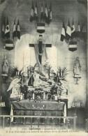 76 - Gueures - Chapelle Du 12e Siècle - Notre Dame De Pitié - Art Religieux - Drapeau Français - Voir Scans Recto-Verso - France