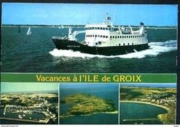 56 ILE  De  GROIX   ...Situee Au Large De La Rade De Lorient - Groix