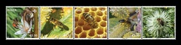 Malta 2019 Mih. 2094/98 Fauna. Bees. Apiculture In Malta MNH ** - Malta