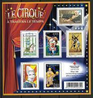 France 2008 Bloc Feuillet N° 121 Neuf Cirque La Croix Rouge Au Prix De La Poste - Blocchi & Foglietti