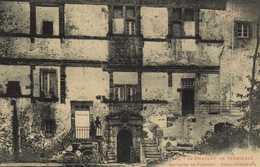 LE CHATEAU DE FERRIERES (Environ De Castres ) Cour Interieure Labouche RV - Francia