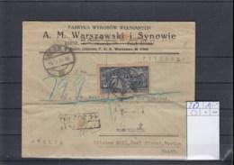 Polen Michel Cat.No. 283 Single On Reco - 1919-1939 République