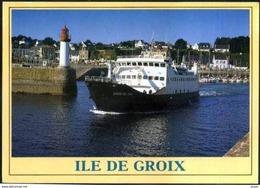 56 ILE  DE GROIX   Le Kreiz Er Or Assurant La Liaison Entre Lorient Et Groix - Groix