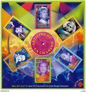 France Bloc Feuillet Neuf Luxe ** 2001 N° 37 Vendu 4.27€ Par La Poste Faciale 2.76€ Lot Vendu Sous Faciale - Blocs & Feuillets