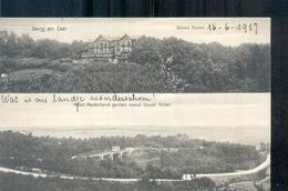 Berg En Dal Hotel - Nijmegen - 1917 - Langebalk Berg En Dal - Other