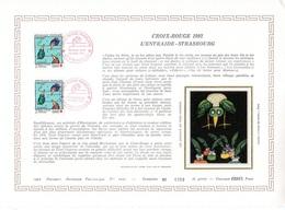 Document Artistique Philatélique Cérès N° 1021 (YT  N° 2783): RARE !!! - Documents De La Poste
