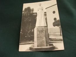 MONUMENTO A S. M. LA REGINA ELENA INAUGURATO 1960 PIAZZA DELLA SEGGIOLA MESSINA - Monumenti