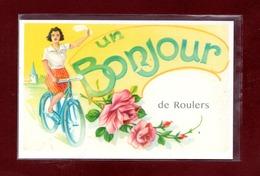 BELGIQUE-CARTE POSTALE ROULERS - Roeselare