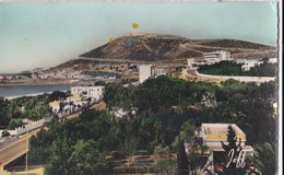 Carte 1959 AGADIR / VUE AERIENNE SUR LE PORT - Agadir