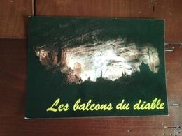 11 - Près De Carcassonne - Gouffre Géant De Cabrespine - Les Balcons Du Diable - Non Classificati