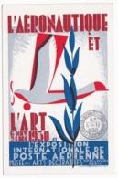 3 Cp EXPO INTERNATIONALE DE POSTE AERIENNE 6 Nov Au 24 Dec 1930 - Poste Aérienne