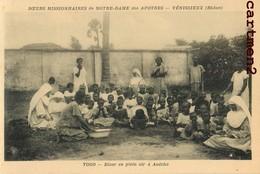 TOGO DINER A ANECHO SŒURS MISSIONNAIRES NOTRE-DAME DES APOTRES VENISSIEUX LYON RHONE RELIGION AFRIQUE - Togo
