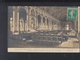 France Cachet Congres De La Paix 1919 - 1921-1960: Periodo Moderno