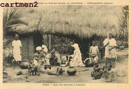 TOGO SOIN DES MALADES SŒURS MISSIONNAIRES NOTRE-DAME DES APOTRES VENISSIEUX LYON RHONE RELIGION AFRIQUE - Togo