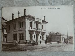 ALGER      BURDEAU          LA MAISON DU COLON - Algiers