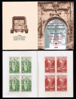 YVERT CARNET N° 2019 - CARNET CROIX ROUGE 1970 N** / MNH - Libretti
