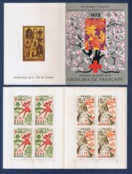 YVERT CARNET N° 2024 - CARNET CROIX ROUGE 1975 N** / MNH - Libretti