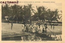 QUITTAH GHANA SŒURS MISSIONNAIRES NOTRE-DAME DES APOTRES VENISSIEUX LYON RHONE RELIGION AFRIQUE - Ghana - Gold Coast