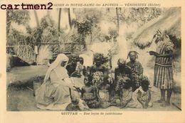 QUITTAH GHANA CATECHISME SŒURS MISSIONNAIRES NOTRE-DAME DES APOTRES VENISSIEUX LYON RHONE RELIGION AFRIQUE - Ghana - Gold Coast
