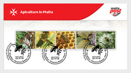 H01 Malta 2019  Apiculture In Malta Collectibles - Malta (Orden Von)